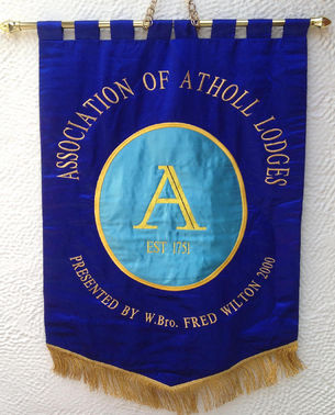 Atholl Association Banner